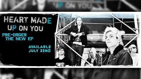 "R5 New EP ""Heart Made Up On You"" SNEAK PEEK!"