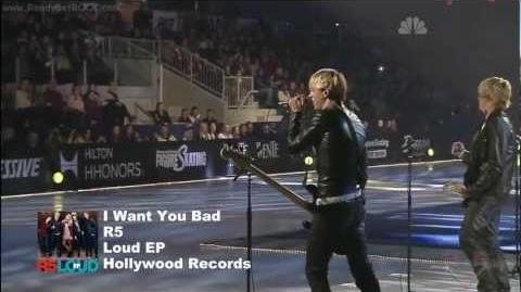 R5 - I Want You Bad HD