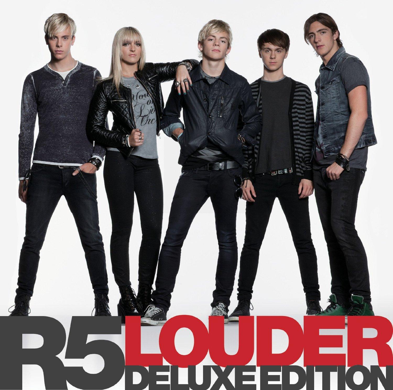 R5 Louder Album Cover