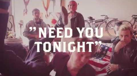 """R5 - """"Need You Tonight"""" Preview"""