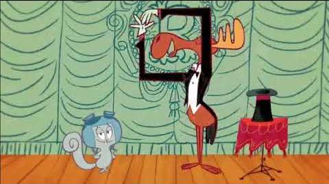 The Adventures of Rocky and Bullwinkle Magic Break