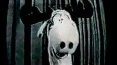 The Bullwinkle Show Intro with Bullwinkle Puppet