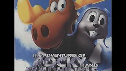 The Adventures of Rocky and Bullwinkle Original Soundtrack