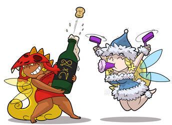 Nymphy new year dt fox by tigershard r dbyehm9-250t
