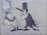 Snidely Foreclosing