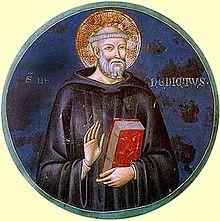 Benedikt von Aniane
