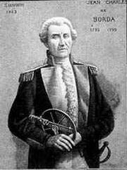 Jean Charles Borda