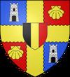 Blason ville fr Sainte-Adresse (Seine-Maritime)