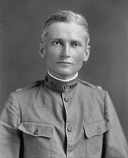 Hiram Bingham III in 1916