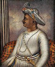 Tipu Sultan BL