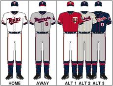 MLB-ALC-MIN-Uniform