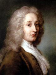 Rosalba Carriera Portrait Antoine Watteau
