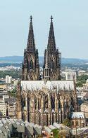 Kölner Dom von Osten