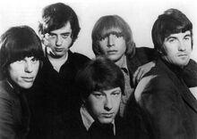 Yardbirds including Page