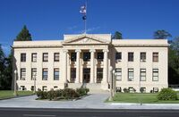 Inyo County Court House