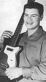 Ritchie Valens Promotional Photo