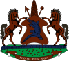 Coats of arms of Lesotho