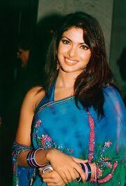Priyanka Chopra 2003