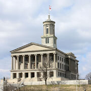 Tennessee State Capitol 2009