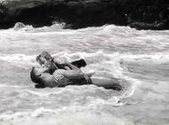 Burt Lancaster and Deborah Kerr in From Here to Eternity trailer