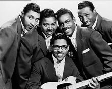 The Moonglows 1956