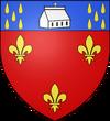 Blason Vézelay 89