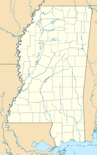 USA Mississippi location map.png
