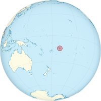 American Samoa on the globe (Polynesia centered).png