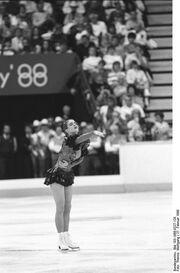 Bundesarchiv Bild 183-1988-0227-128, Calgary, Olympiade, Kati Witt