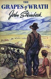 JohnSteinbeck TheGrapesOfWrath