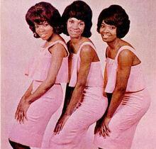 Martha and the Vandellas 1965