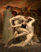 William Bouguereau - Dante and Virgile - Google Art Project 2