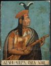 Atahuallpa, Inca XIIII From Berlin Ethnologisches Museum, Staatliche Museen, Berlin, Germany