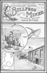 Bullfrog Miner 1907