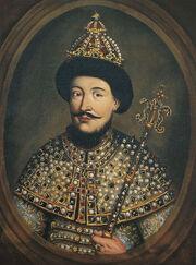 Alexis I of Russia (1670s, Ptuj Ormož Regional Museum)