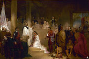 Flickr - USCapitol - Baptism of Pocahontas