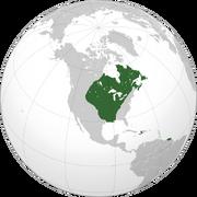 New France-(1534- 1763-1803)