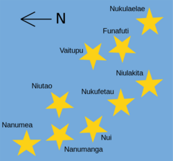 Flag of Tuvalu-(star interpretation)