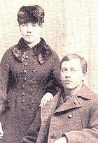 Laura and Almanzo