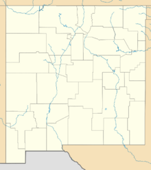 USA New Mexico location map.png