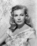 Anita Ekberg 1956