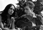 Joan Baez Bob Dylan