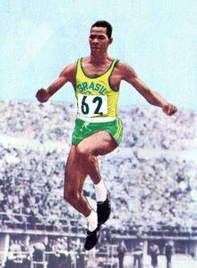 Adhemar da Silva 1956