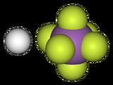 Fluorantimonhape