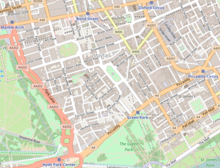 Mayfair - map 1