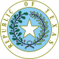 Seal of the Republic of Texas (colorized).png
