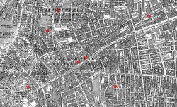 Whitechapel Spitalfields 7 murders