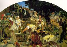 Ford Madox Brown - Work - artchive