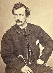 John Wilkes Booth-portrait
