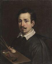 Guido Reni - Self-portrait 2